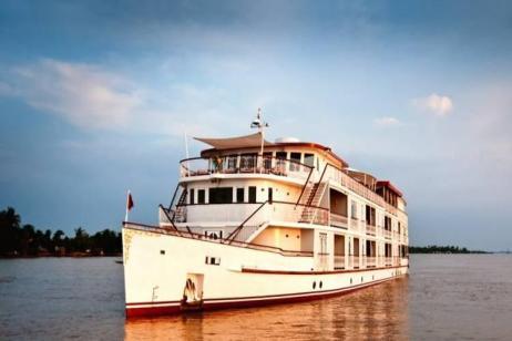 Cruise Saigon to Phnom Penh - 6 days tour