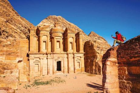 Israel and Jordan Uncovered(Twin Room,Start Jerusalem, End Tel Aviv) tour