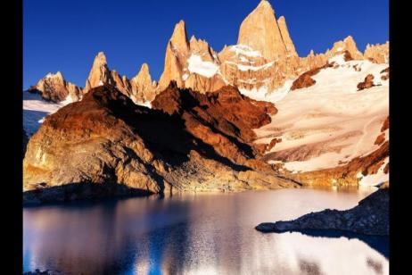Fitzroy and Torres del Paine tour