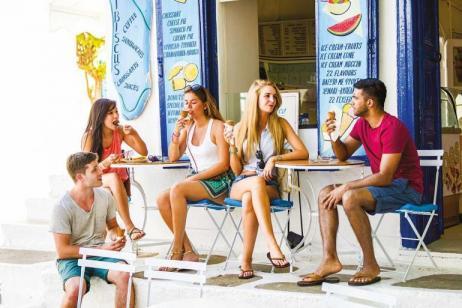 Spotlight on Greece plus 12 Day Greek Island Hopping tour