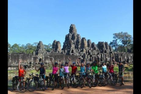 Mekong Delta and Angkor tour