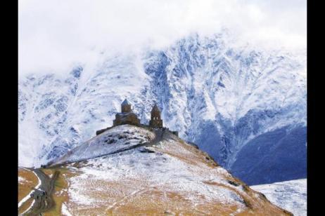 Land of the Golden Fleece + Azerbaijan Extension tour