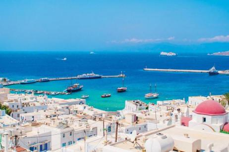 Treasures of Greece & the Islands (Summer 2019) tour