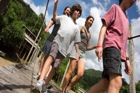 Thailand Family Adventure tour