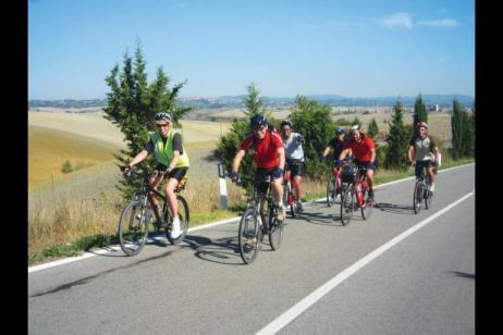 Cycle Tuscany: Pisa to Florence tour