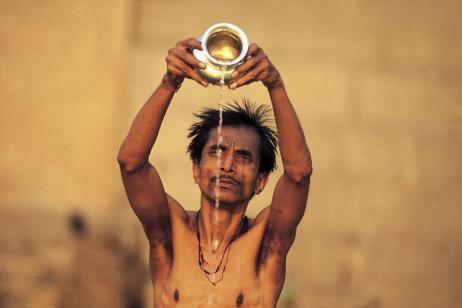 The Ganges: Ardh Kumbh Mela tour