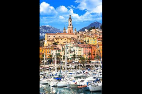 Walks in the French Riviera: Self-Guided tour