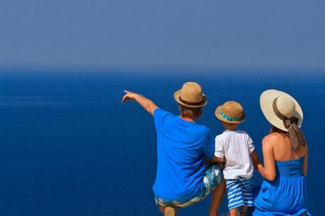 Ancient Greece and Family Time in Paradise tour