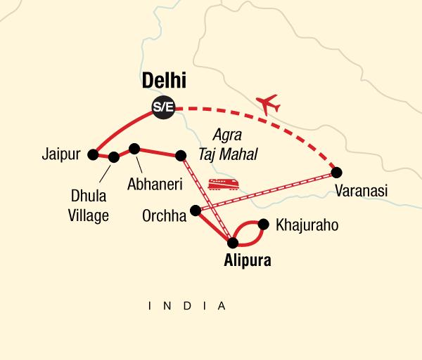 Agra Agra Fort Essential India Trip