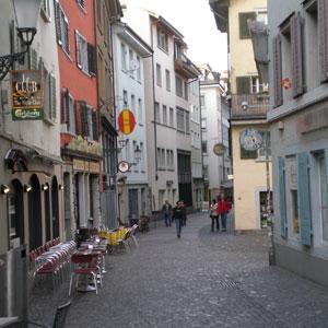 The Best of Switzerland tour