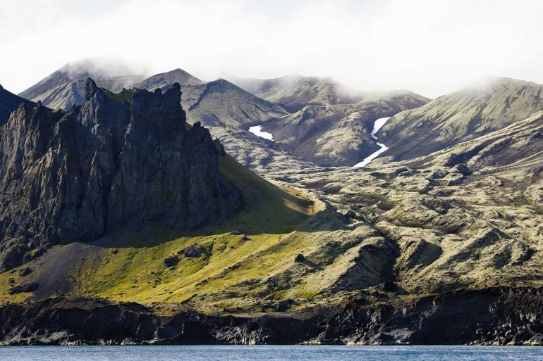 Spitsbergen, Jan Mayen, Greenland and Iceland tour