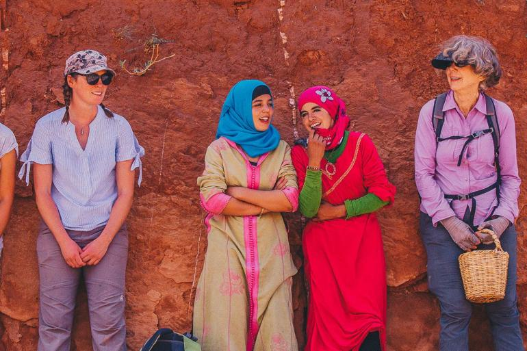 Morocco: Women's Expedition tour