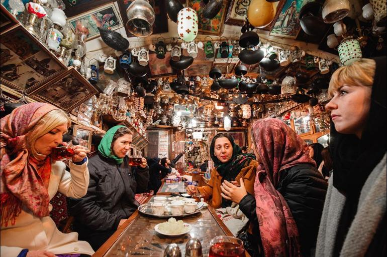 Persepolis Shiraz Iran: Women's Expedition Trip