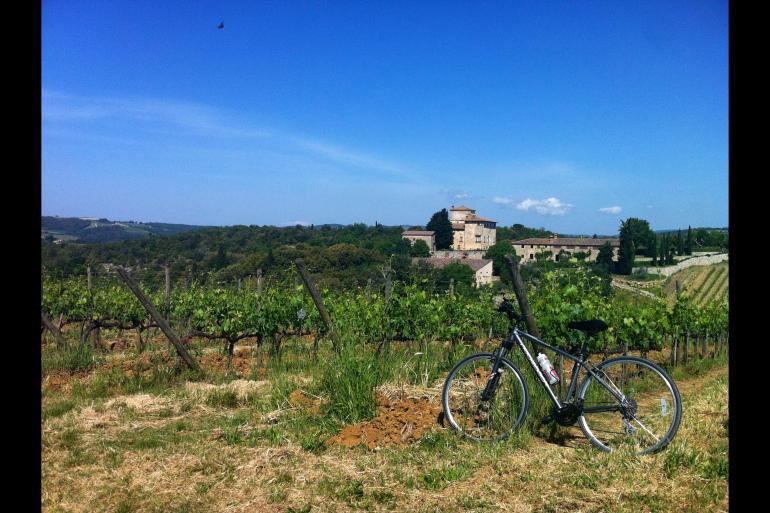 Tuscany Cycle Siena & Chianti tour