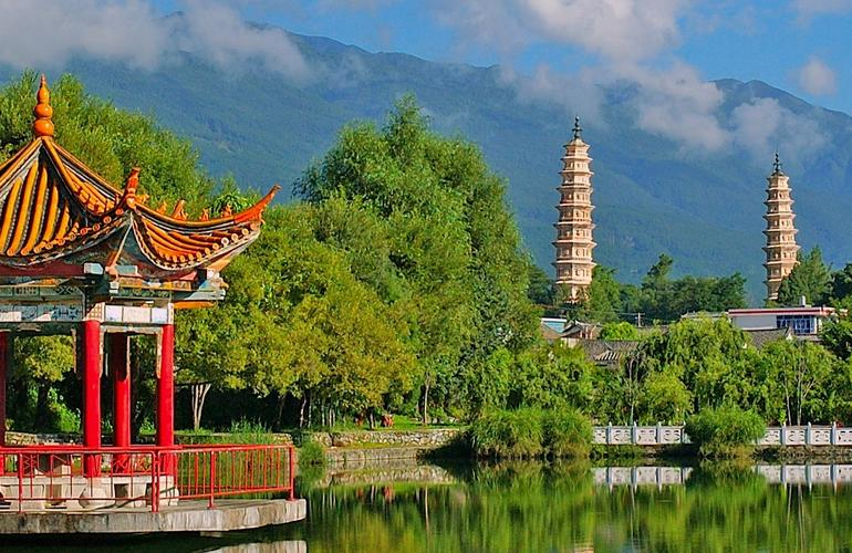 China in Depth tour