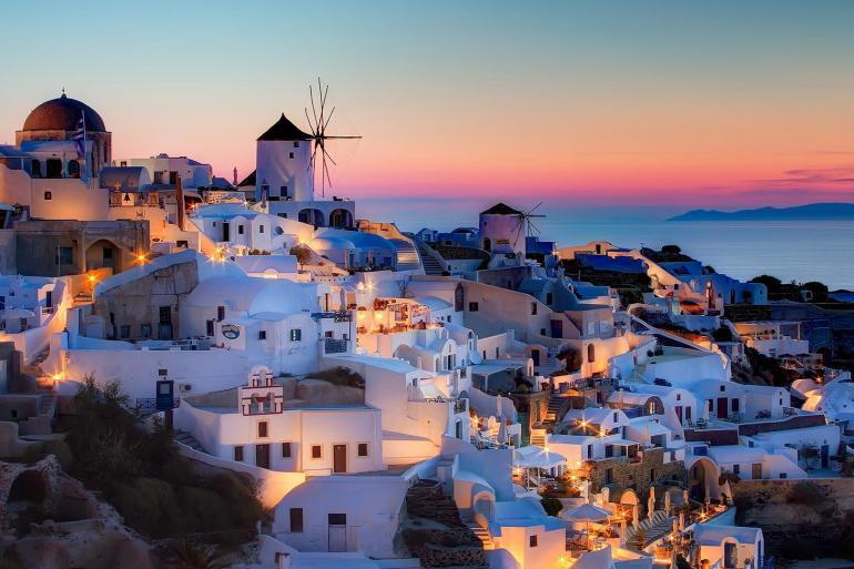 Island Hopping in Greece tour