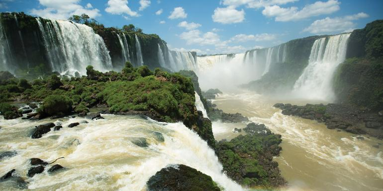 Discover Brazil, Argentina & Chile tour