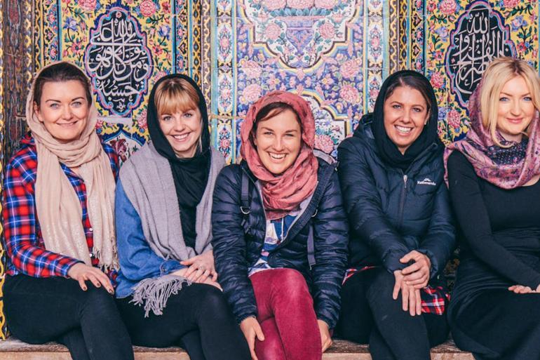 Iran: Women's Expedition tour