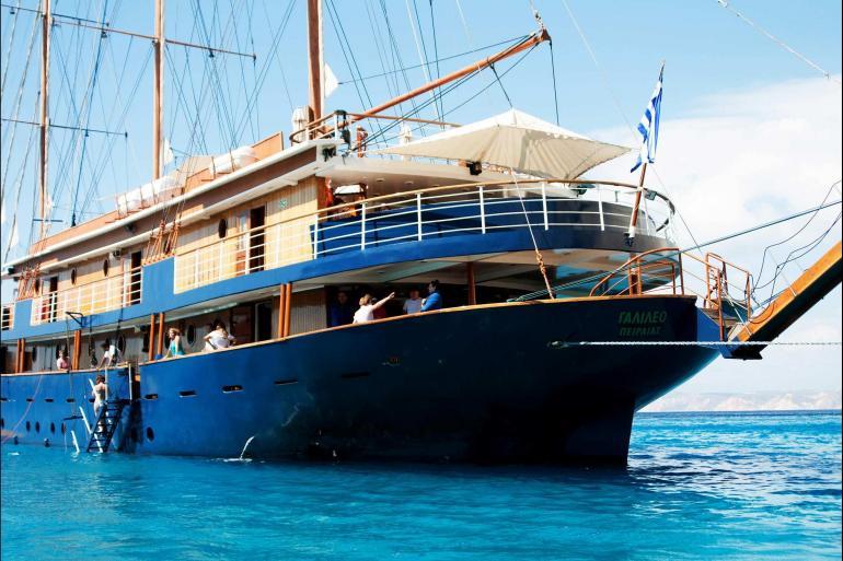 Akrotiri Athens Greek Island Cruising (Jewels of the Cyclades) Trip