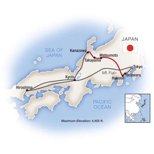 Essence of Japan 2019 tour