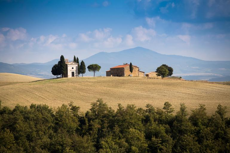 Florence Siena Tuscany Cycle Siena & Chianti Trip