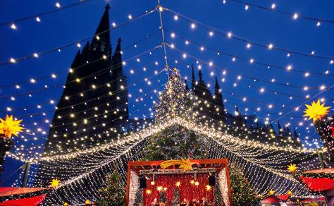 Basel Cologne Rhine Holiday Markets Trip