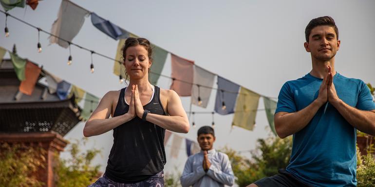 Wellness Nepal tour