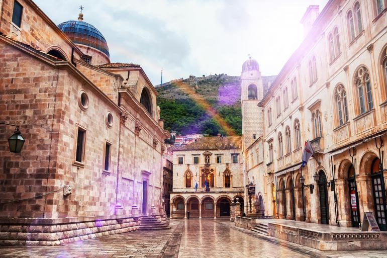 Dubrovnik Ljubljana Discover Croatia, Slovenia and the Adriatic Coast featuring Dubrovnik, Dalmatian Coast, Istrian Peninsula and Lake Bled Trip