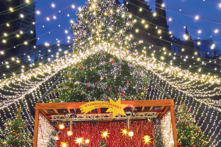 Rhine Holiday Markets tour