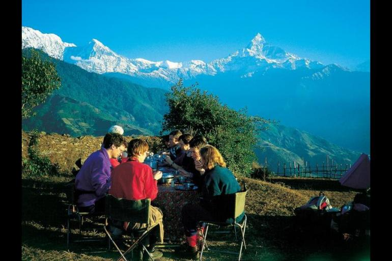 Nature & Wildlife Educational/ learning Annapurna Panorama package
