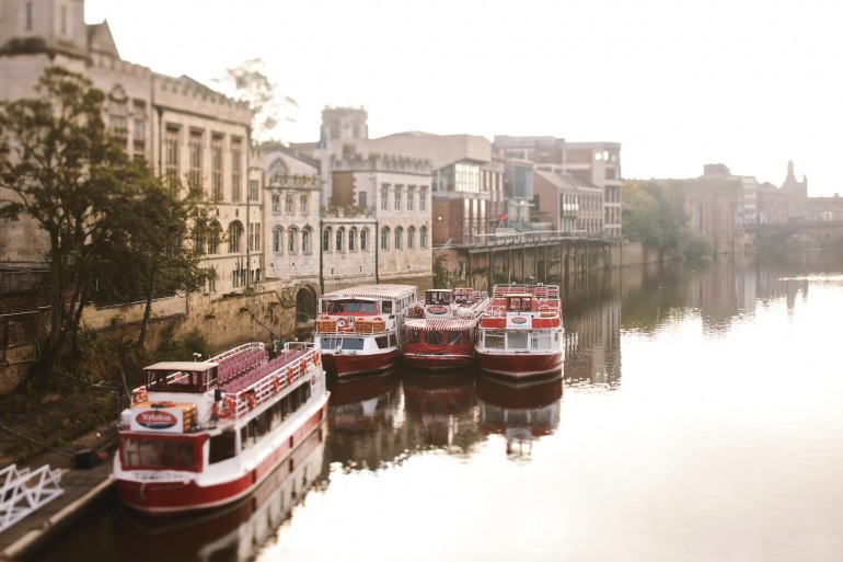 German River & City Discovery tour