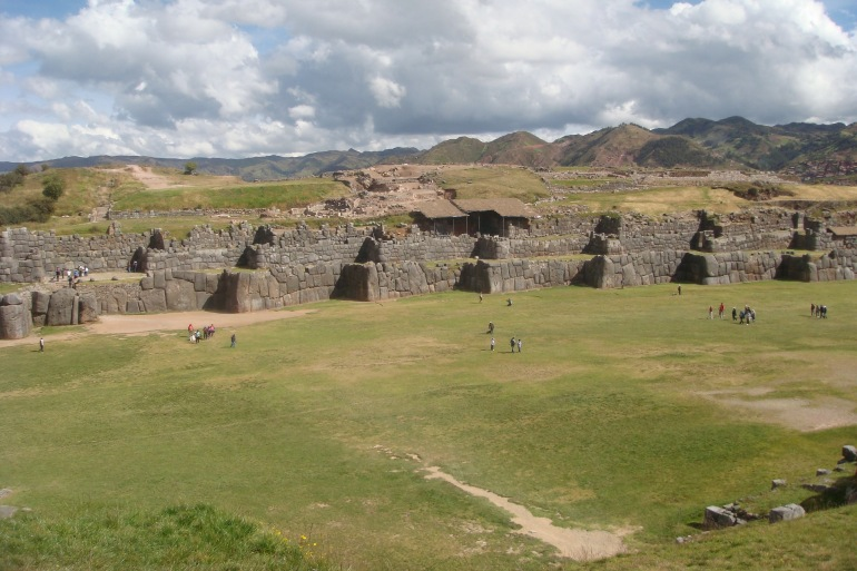 Cultural and Ancient Ruins and Monuments of Cuzco, Peru