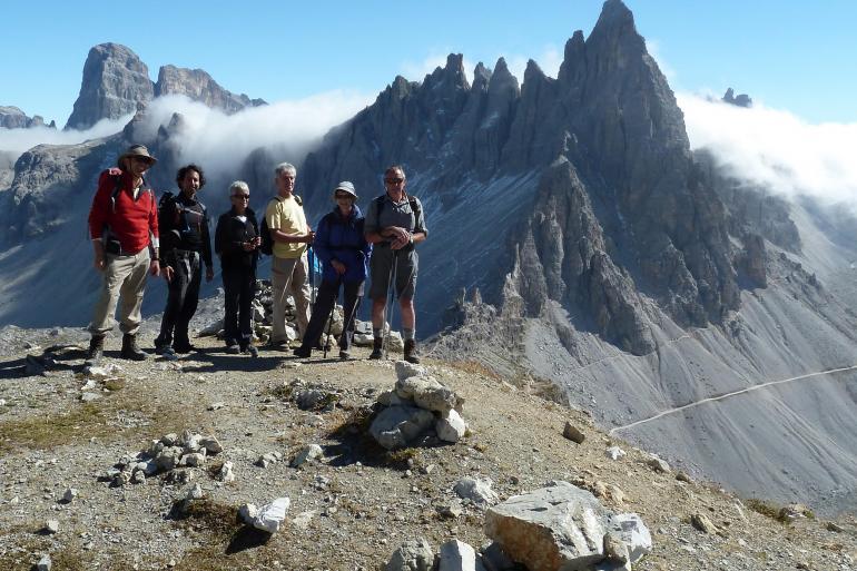Classic Dolomites - Premium tour