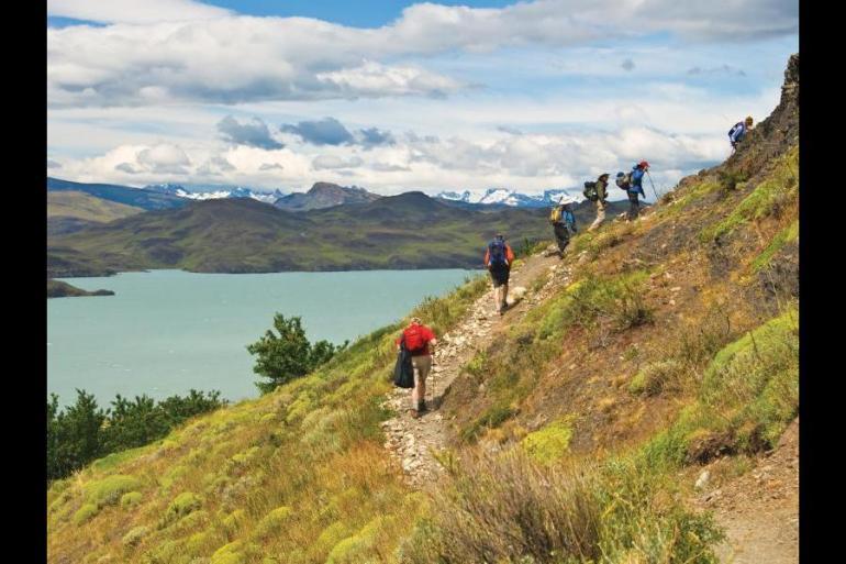 Trekking & Expeditions Hiking Atacama to Paine package