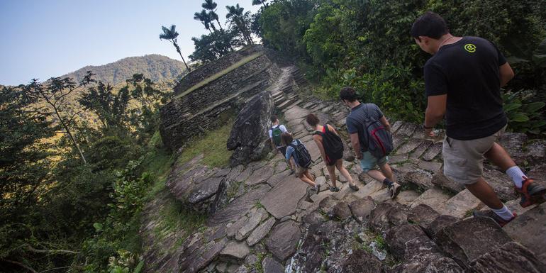 Caribbean, the Lost City & Medellin Adventure tour