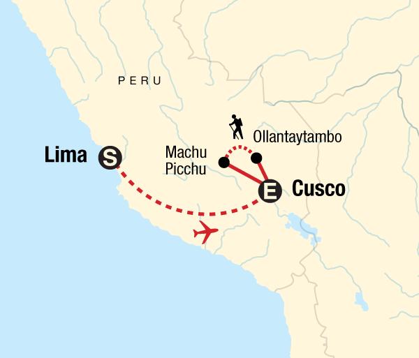 Cusco Inca Trail Inca Discovery Trip