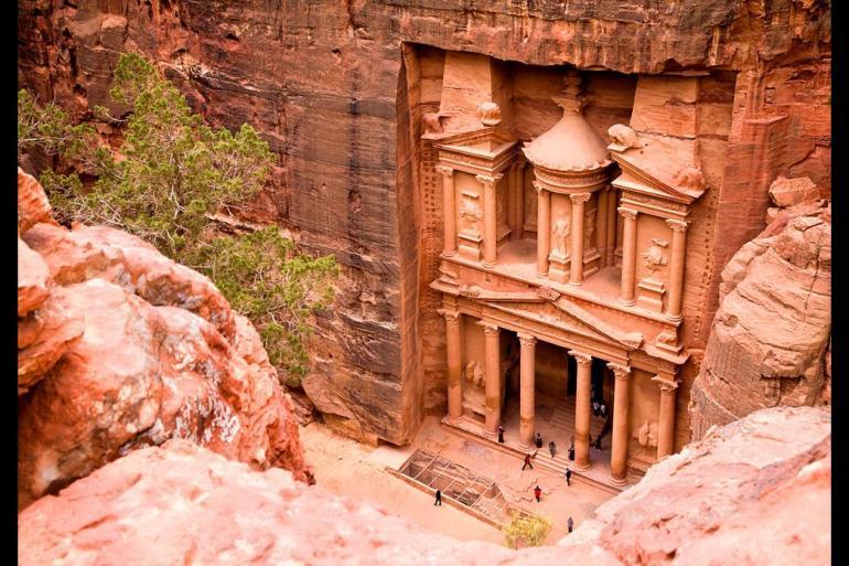 Amman Muscat Explore Jordan & Oman Trip