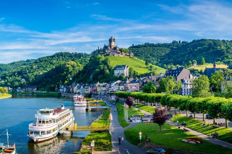 Magical Rhine and Moselle tour