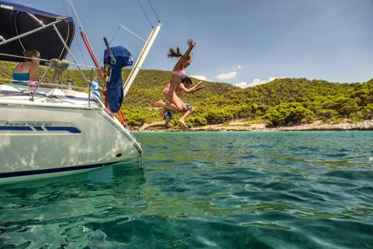 Mykonos Santorini Yolo Yachting - Mykonos to Santorini Trip