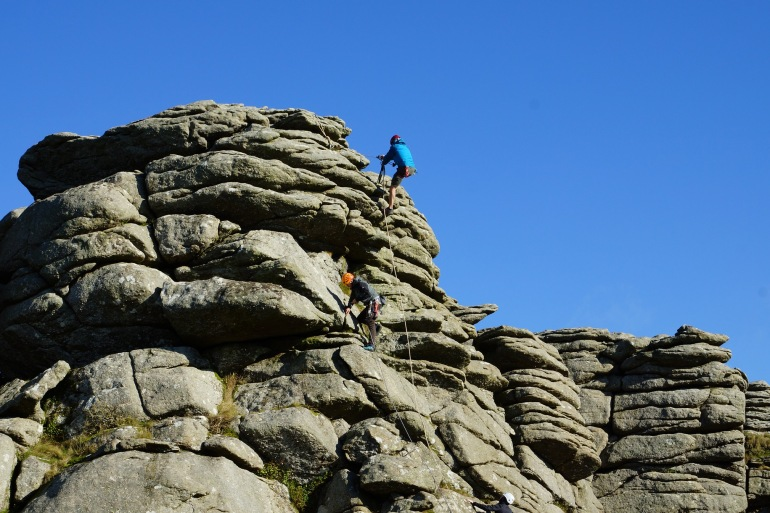 Southwest Women's Rock Climbing tour
