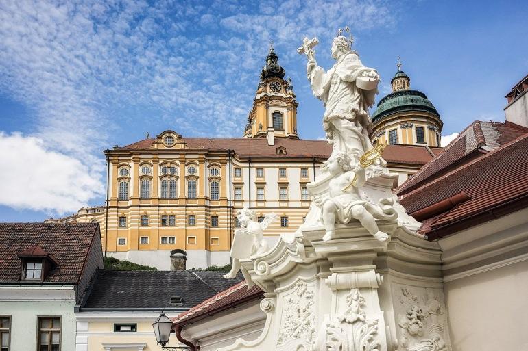 Melk Archetecture -Linz-Austria-415077-P