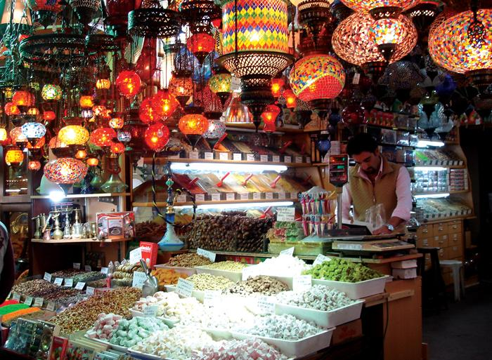 Culinary & Wine Cooking Bite-size Break Istanbul package