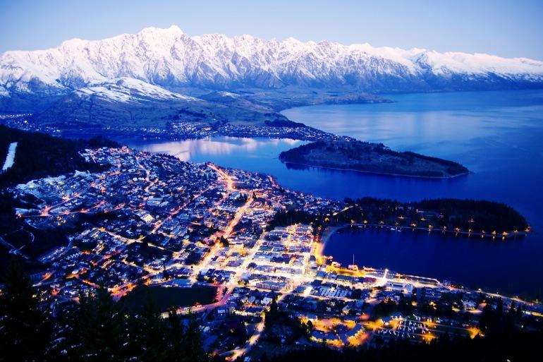 New Zealand South Island Explorer tour
