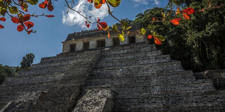 Mayan Trail tour