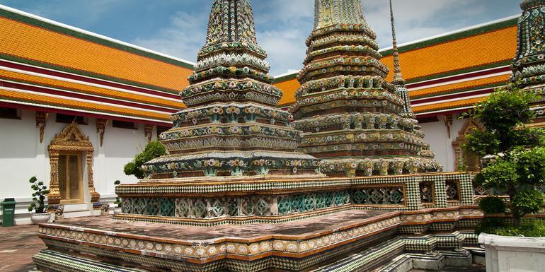Bangkok to Chiang Mai Express tour