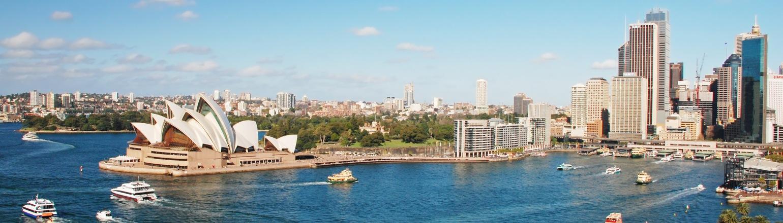 Sydney Harbor, top Australia tour attraction