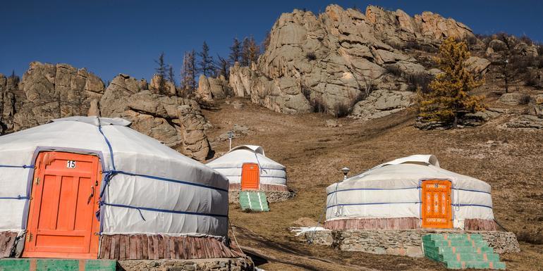 Nomadic Mongolia tour