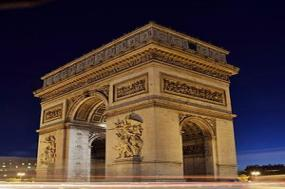 Magnificent Europe with 2 Nights Paris & 2 Nights London  Westbound