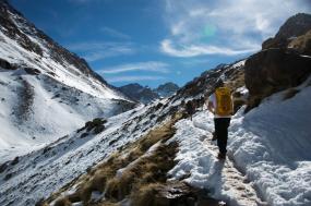 Trekking in Toubkal and Berber Valleys