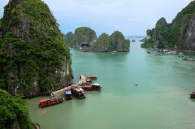 Vietnam & Laos Biking tour